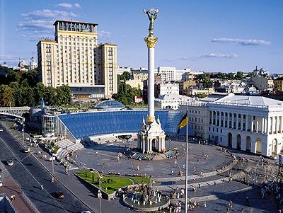 Близится завершение конкурса по благоустройству центра Киева
